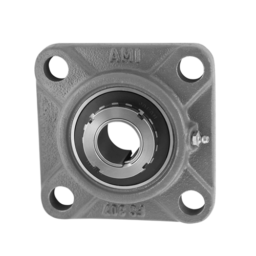 UKFS307+HS2307 1-1//8 HEAVY WIDE ADAPTER 4-BOLT PILOTED FLANGE NEW! AMI